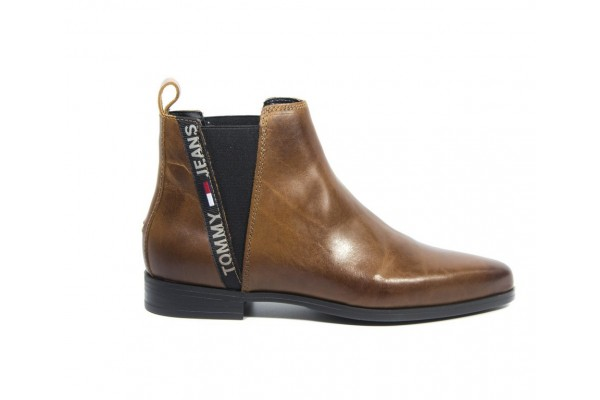 BOTIN MUJER TOMMY HILFIGUER...