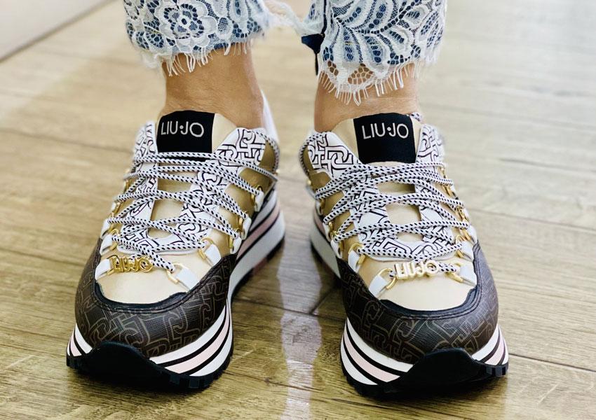 Zapatillas Mujer Liu Jo BA1059