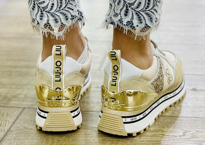 Zapatillas Mujer Liu Jo BA1063